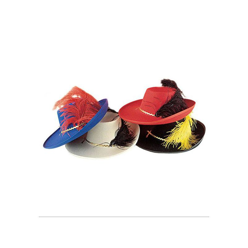 90c278583558f Sombrero mosquetero infantil - Barullo.com