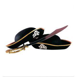 Sombrero pirata niño