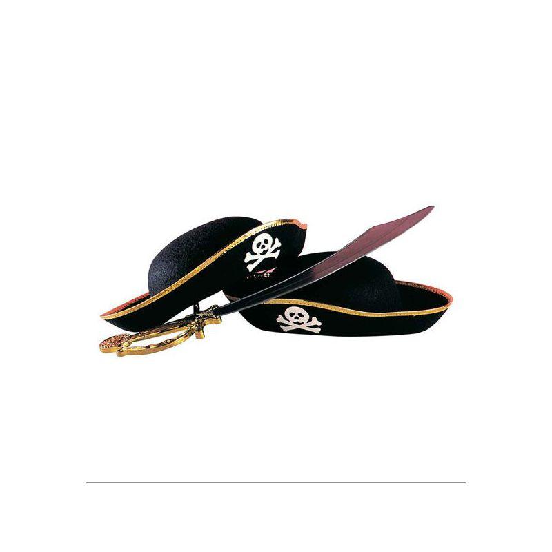 Sombrero pirata niño - Barullo.com 71b7e3b5f08