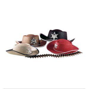Sombrero vaquero niño