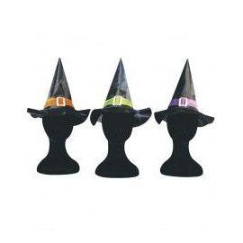 Sombrero bruja niña