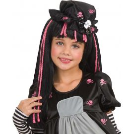 Peluca black dolly