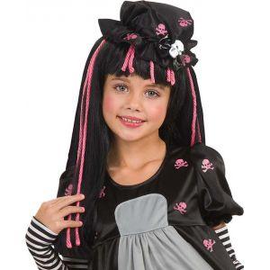 Peluca black dolly
