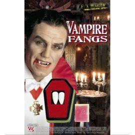 Dientes vampiro profesional