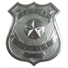 Placa policia