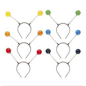 Antenas de colores