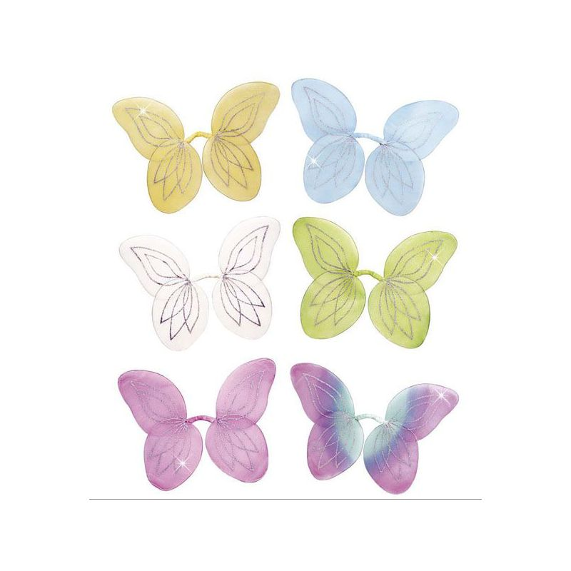 Alas mariposa de colores surt - Barullo.com
