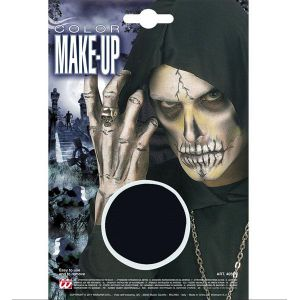 Maquillaje tarrina negro