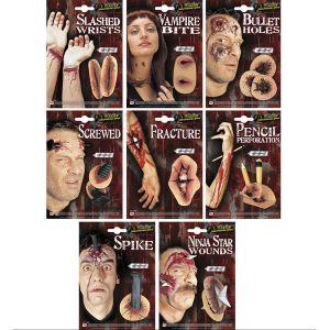Protesis heridas surt