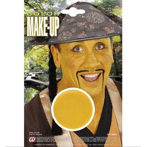 Maquillaje tarrina amarillo
