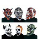 Mascara monstruos latex surt