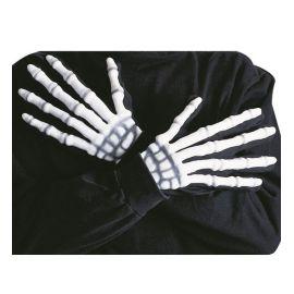 Guantes esqueleto
