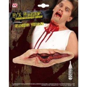 Herida garganta