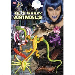 Animales surtidos (12 unid)