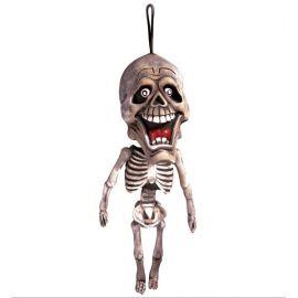 Muñeco esqueleto