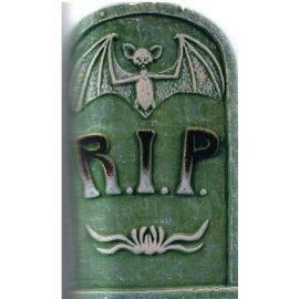 Lápida murciélago