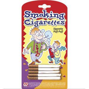 Cigarrillos humo falso