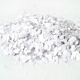 Confetti blanco (1 kg.)