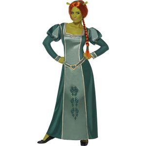 Disfraz fiona shrek mujer adulto