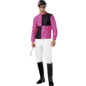 Disfraz jockey adulto