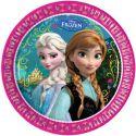 Platos Frozen 23cm 8 und