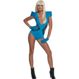 Disfraz lady gaga con ba?ador
