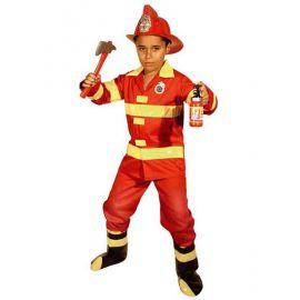 Disfraz bombero infantil fc