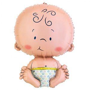 Globo helio bebe
