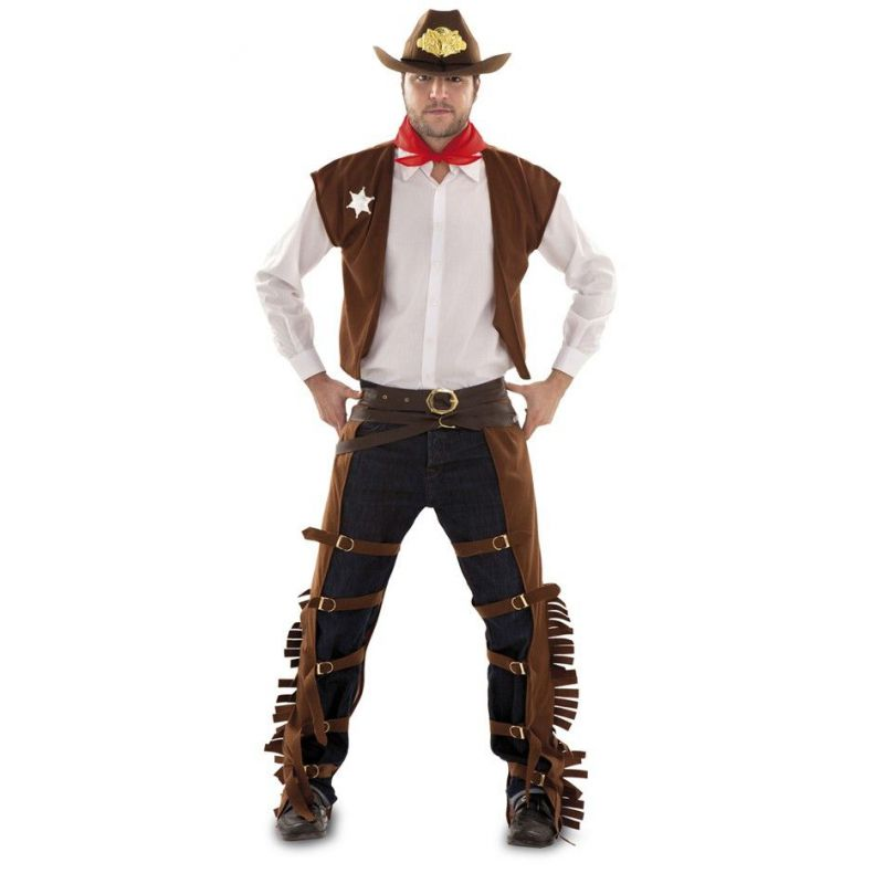5177da2bf628e Disfraz vaquero hombre adulto - Barullo.com