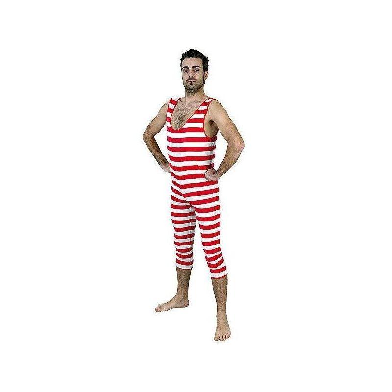 Disfraz bañista hombre - Barullo.com