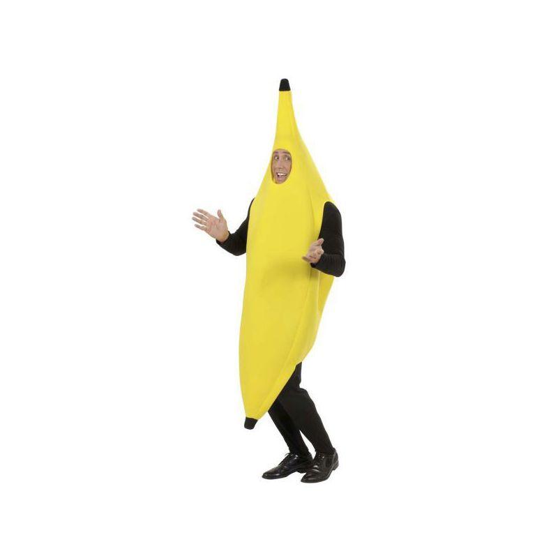 disfraz pltano adulto banana