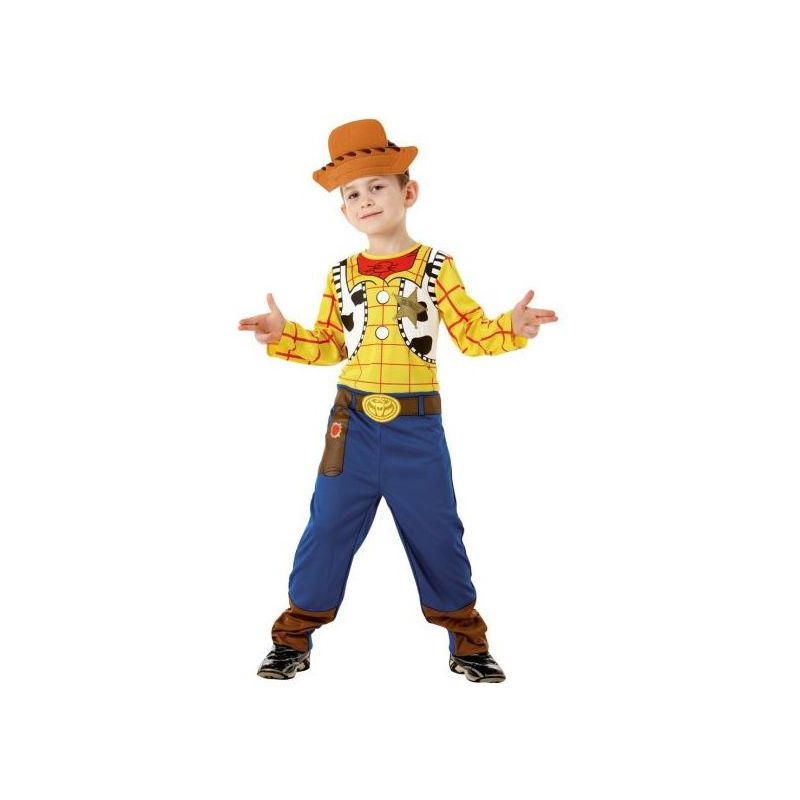 Disfraz Woody Toy Story - Barullo.com 46cc72006fb