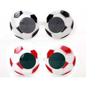 Gafas futbol dos colores