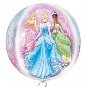 Globo helio esfera princesas disney