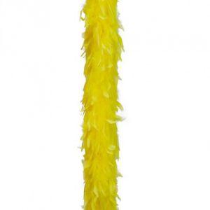 Boa pequeña amarilla 150cm