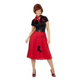 Disfraz chica de los 50