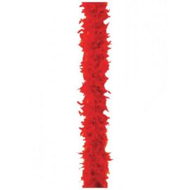 Boa peque?a roja 150cm