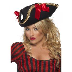 Sombrero piratesa sexy deluxe