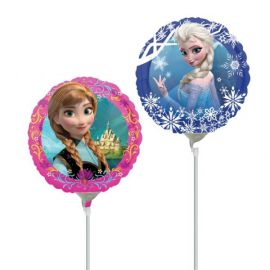 Globo helio mini frozen