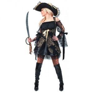 Disfraz piratesa miss