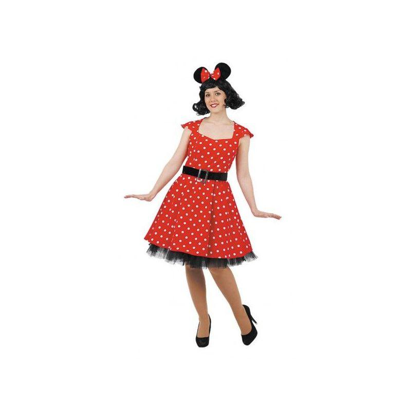 disfraz mujer ratita presumida