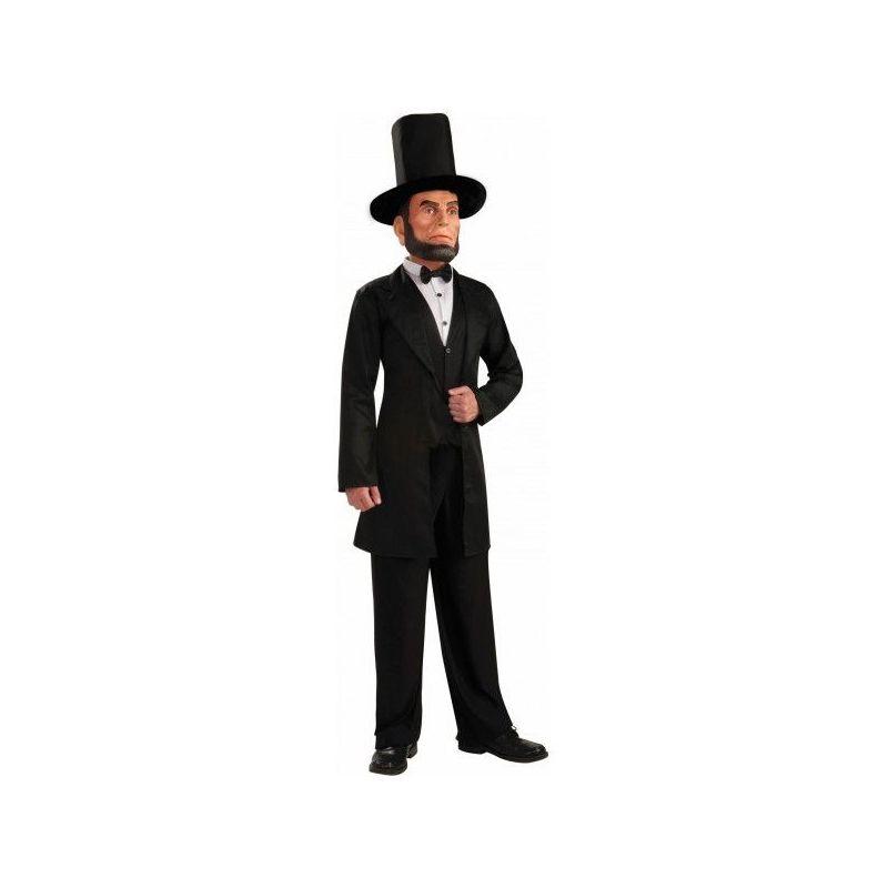 Disfraz Abraham Lincoln - Barullo.com c2cd1ae32d6