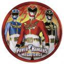 Platos power rangers 18 cm pack 8 und
