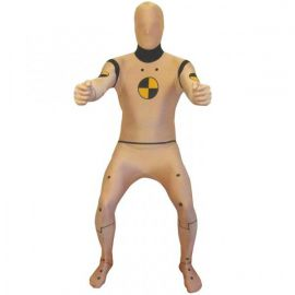 Disfraz morphsuit maniqui de prueba