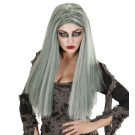 Peluca zombie chica larga