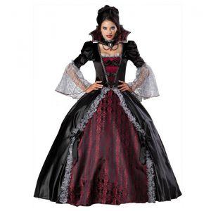 Disfraz w vampiresa gran edicion deluxe
