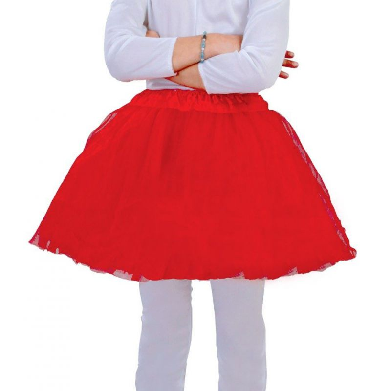 b1e0dbfcf Tutu rojo infantil - Barullo.com