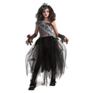 Disfraz miss gotica infantil