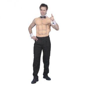 Kit stripper hombre cuello y pu?os