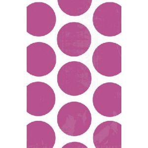 Bolsas papel lunares rosas pack 10 und